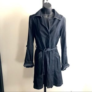Converse Jean Trench Coat